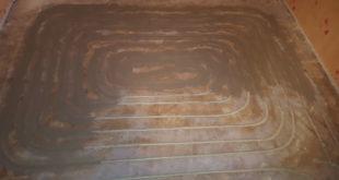Fußbodenheizung nachträglich einbauen