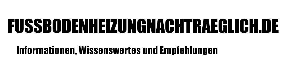 fussbodenheizungnachtraeglich.de